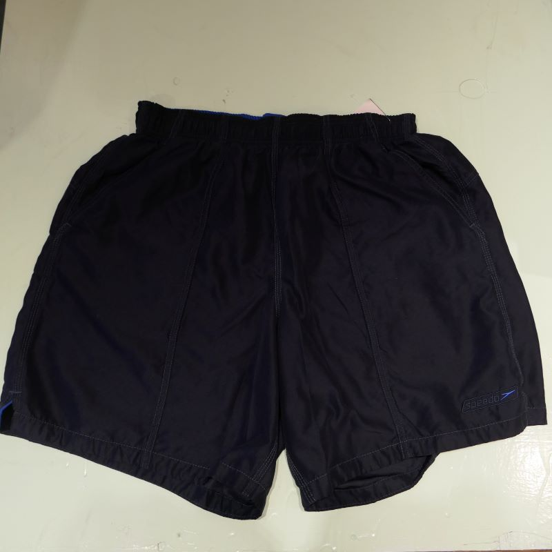 USED SPEEDO SHORT PANTS DARK NAVY