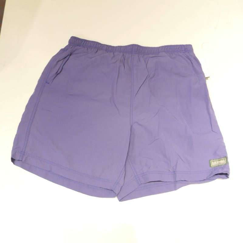 VINTAGE L.L.BEAN SHORT PANTS BLUE