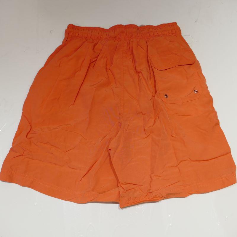 USED SUN-N-SUN SHORT PANTS ORANGE