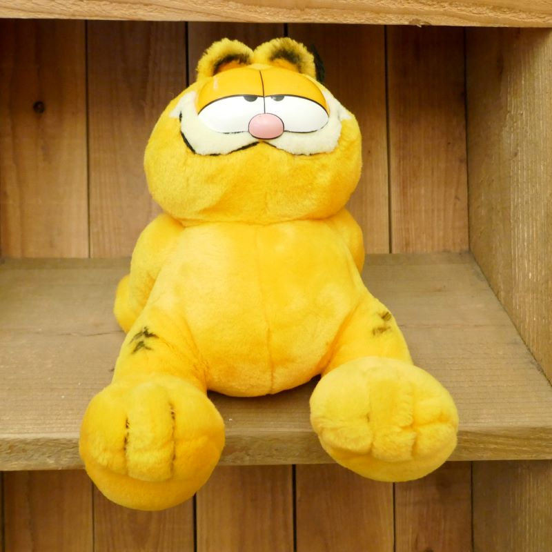 SOFT TOY GARFIELD CHILLING PLUSH