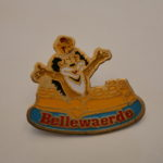 Bellewarde Lion pins