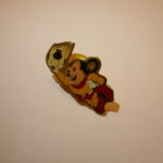 Mighty mouse soccer pins