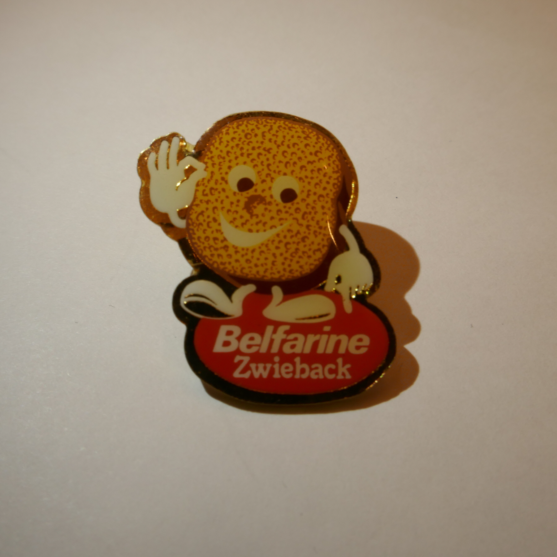 Belfarine Zwieback Breadboy pins