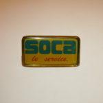 SOCA pins