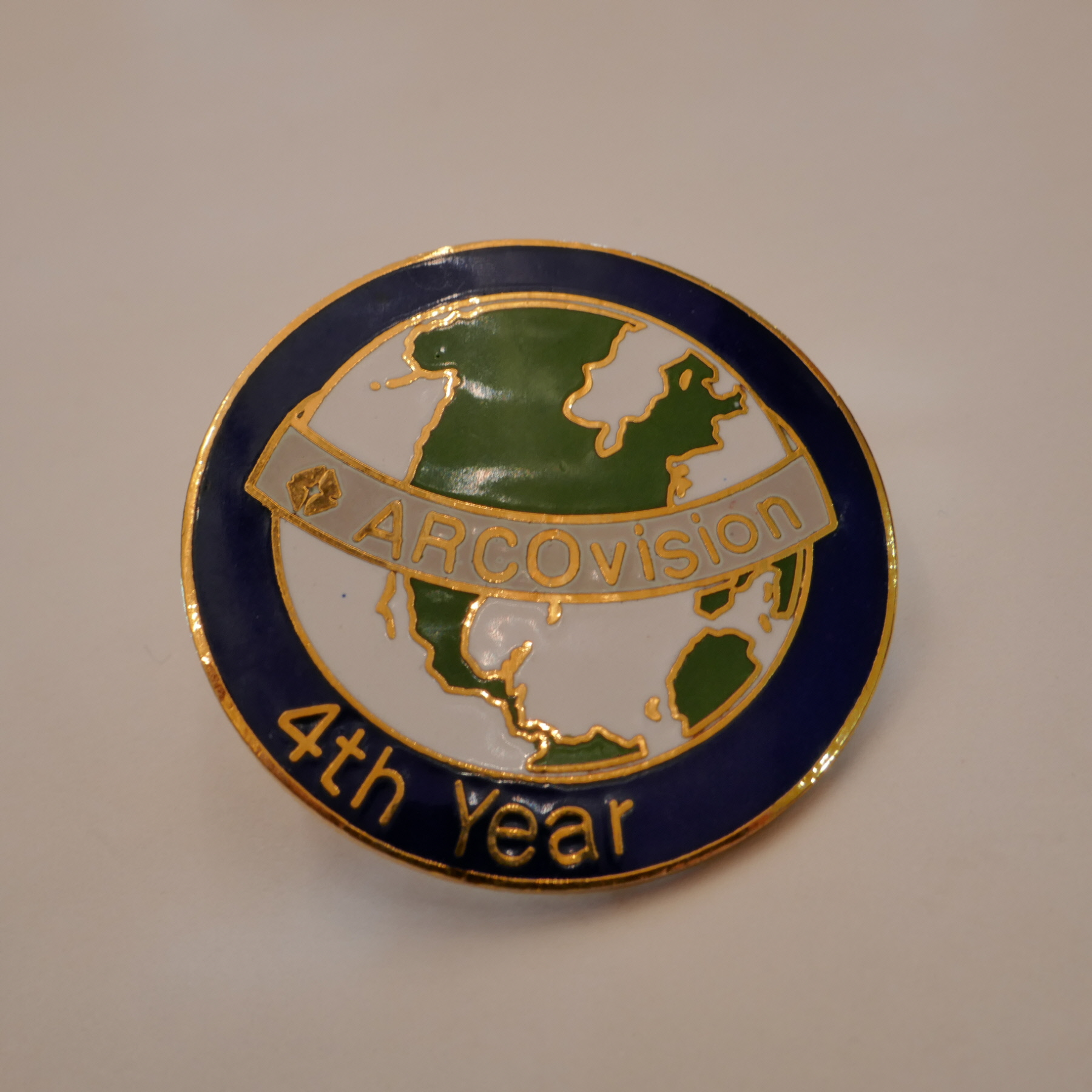 ARCO vision 4th year pins