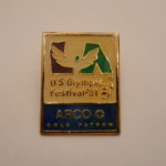 ARCO US olympic pins