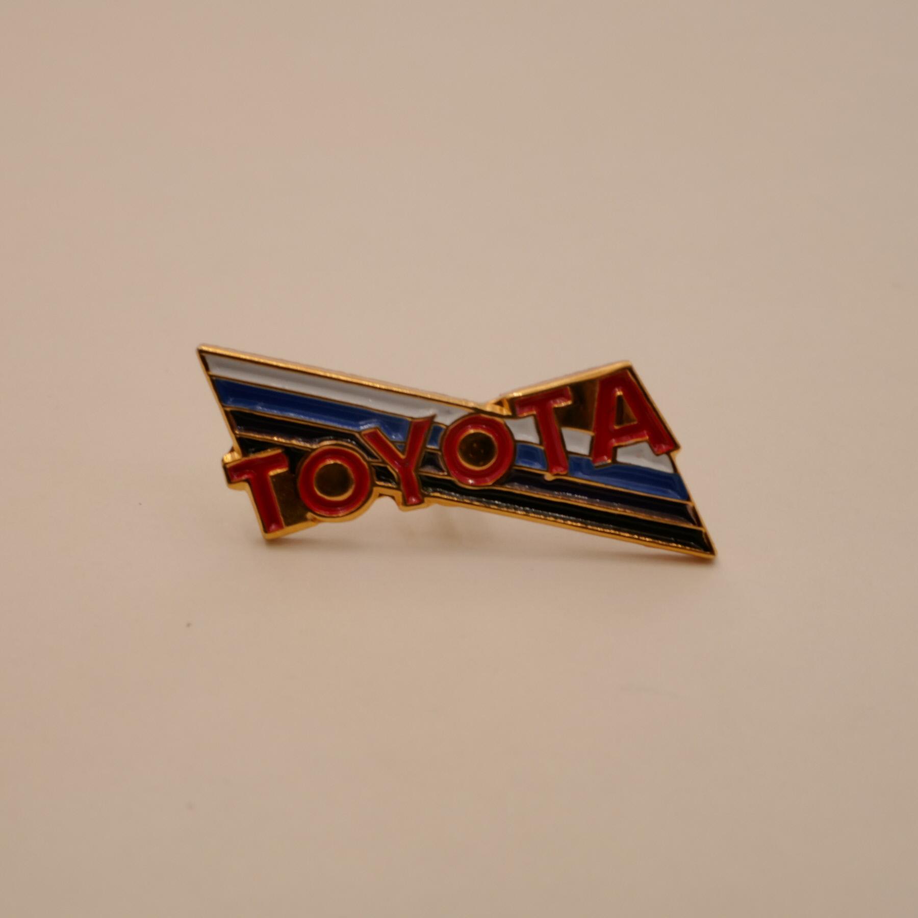 TOYOTA pins