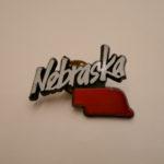 Nebraska pins