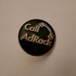 Call AdRock pins