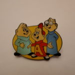 Alvin and the Chipmunks pins