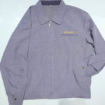 USED GORYEONG INDUSTRY WORK JACKET GRAM