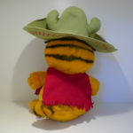 SOFT TOY GARFIELD MEXICAN PLUSH