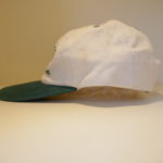 USED HELENA PACIFIC NORTHWEST CAP  WHITE×GREEN