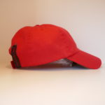 VINTAGE MERCEDES BENZ CAP RED