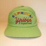 VINTAGE YPIOCA CAP LIMEGREEN