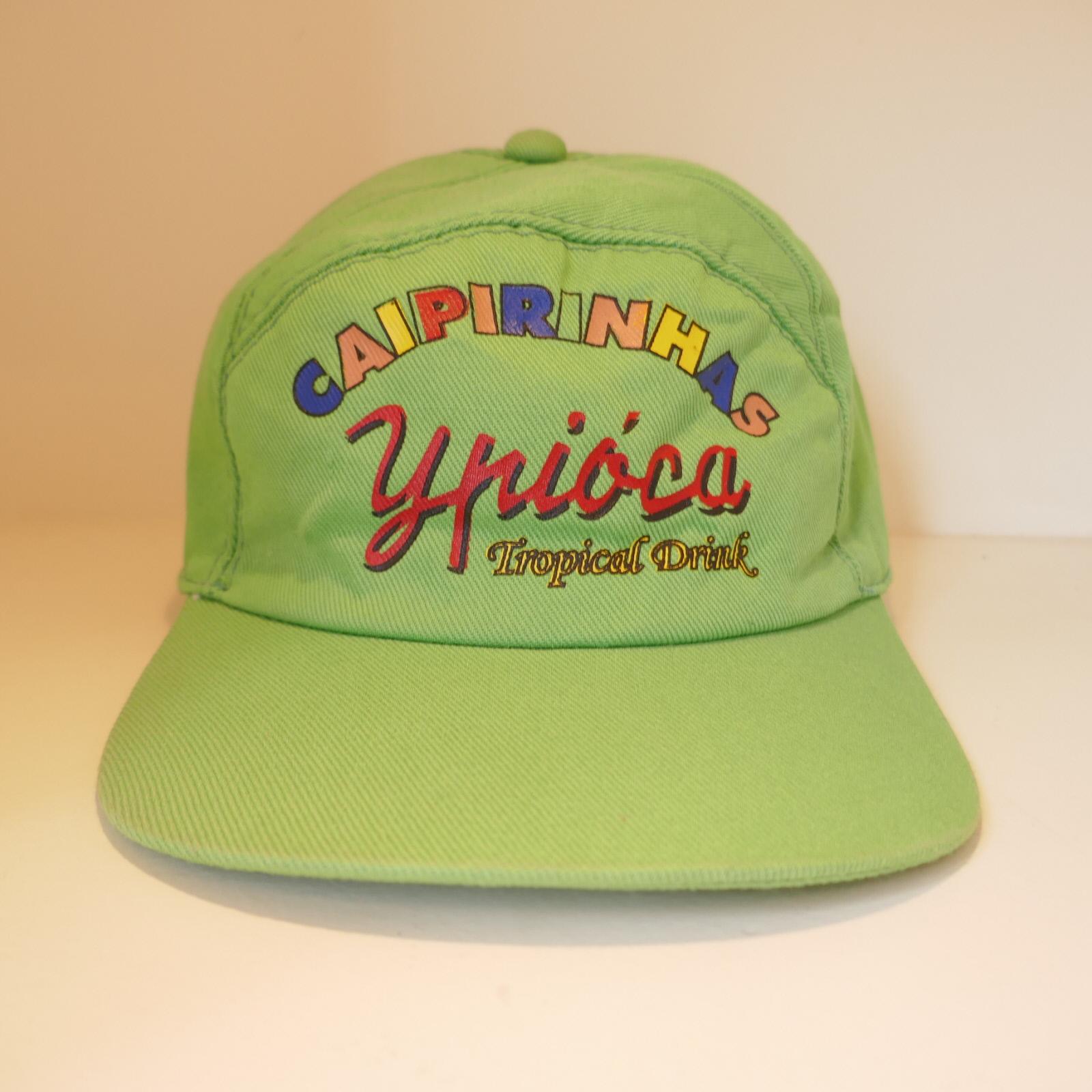 USED YPIOCA CAP LIMEGREEN