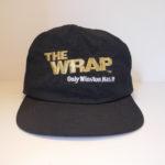 USED THE WRAP™ WINSTON CAP BLACK