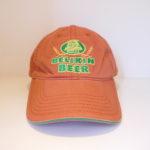 USED BELIKIN BEER CAP REDBROWN