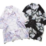 DeMarcolab BRANCHES & LEAVES WIDE SHIRT