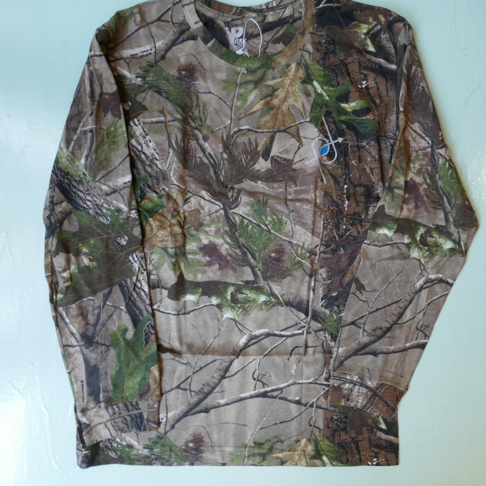 PARK DELI OUTWARD L/S TEE REAL TREE