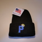 PARK DELI RUGBY P KNIT CAP 4COLORS