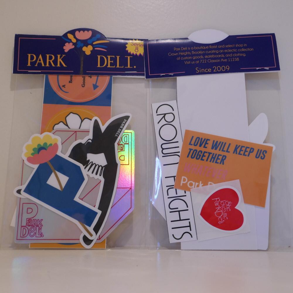 PARK DELI STICKER PACK