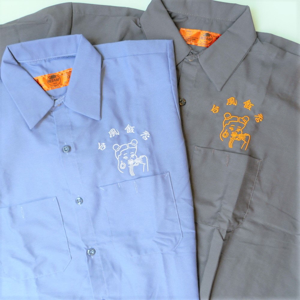 台風飯店 WORK SHIRT 2COLORS