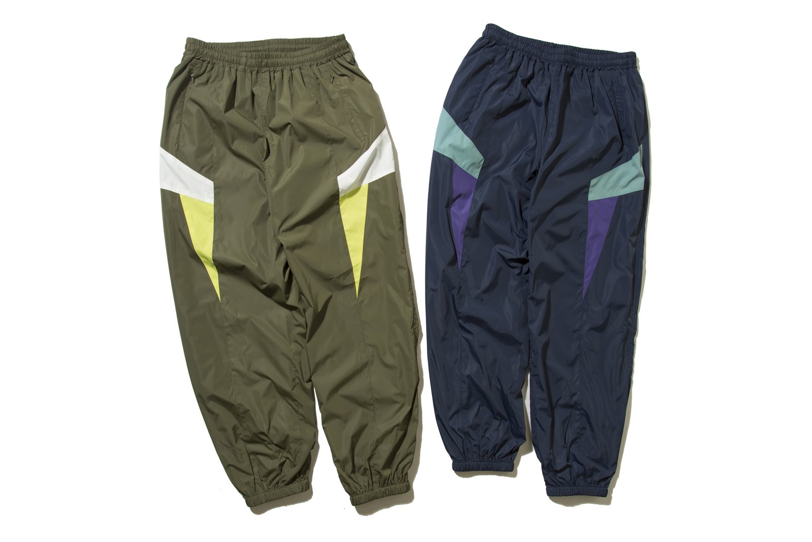 DeMarcoLab. N/S TRACK PANT 2COLORS