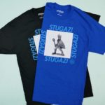 STUGAZI WARRIOR S/S TEE 2COLOR