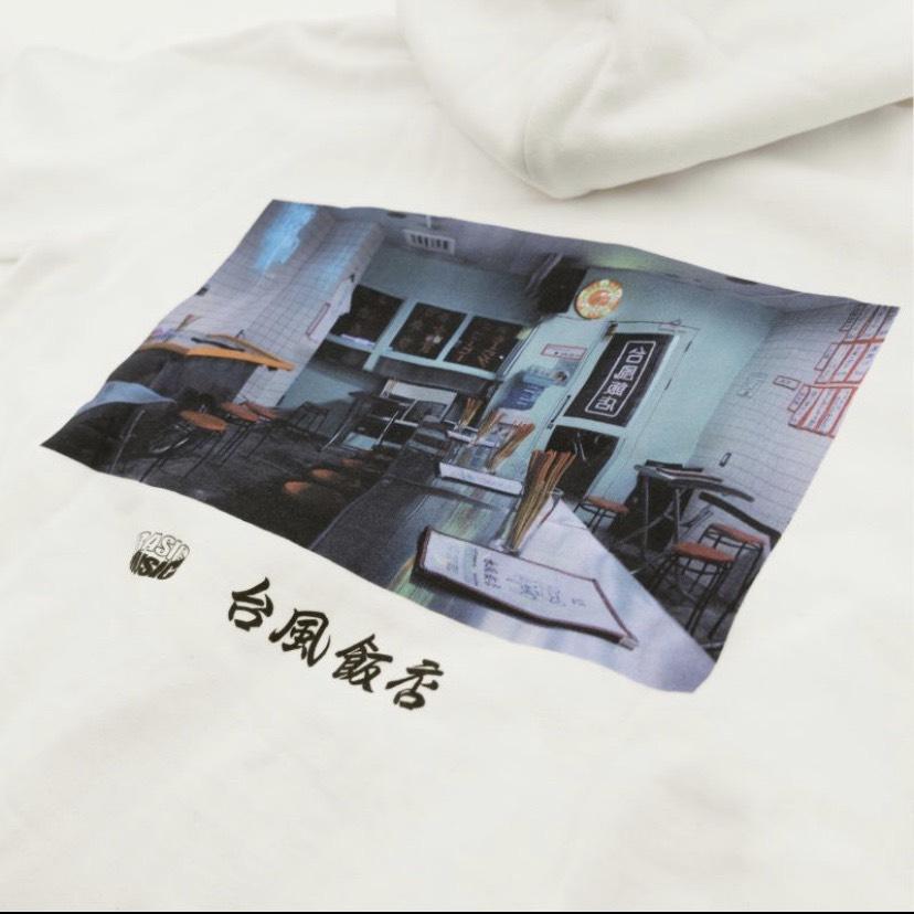 BASI × 台風飯店 PARKA
