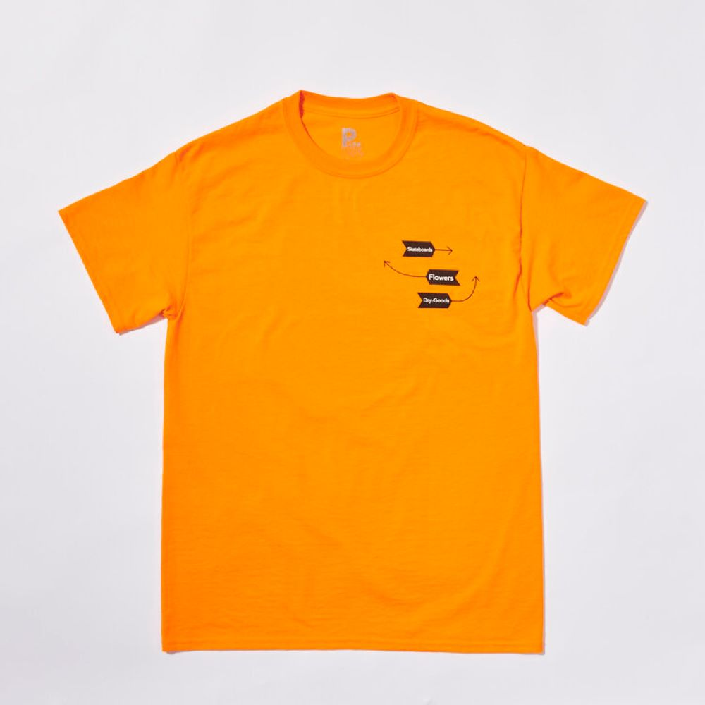 PARK DELI WINDOWS GRID  S/S TEE