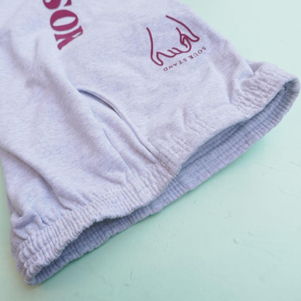 YOKSOK LOGO SWEAT PANTS 4COLOR YS-02