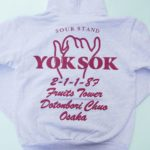 YOKSOK LOGO PARKA 4COLOR YS-03