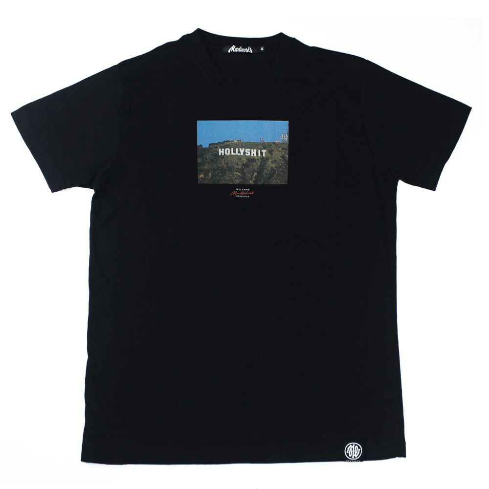 MADWORKS HOLLY SHIT SING S/S TEE