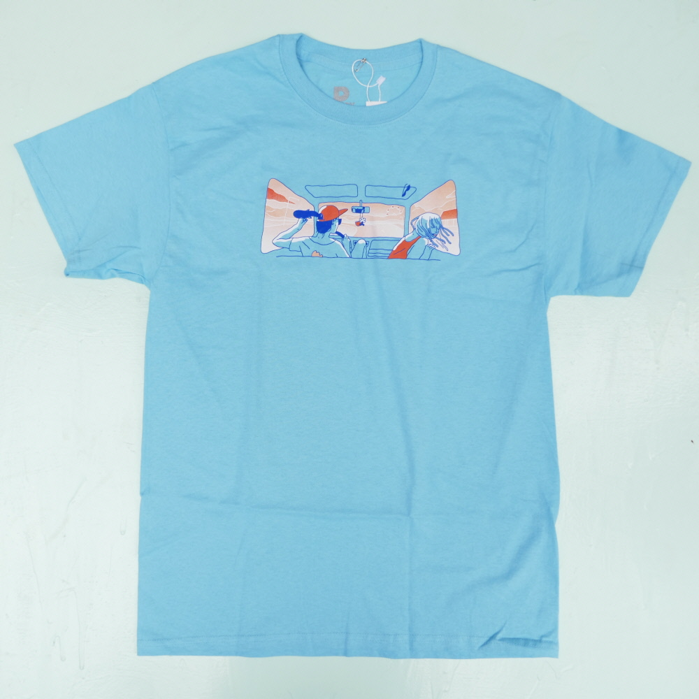 PARK DELI OPEN ROAD S/S TEE 2COLOR