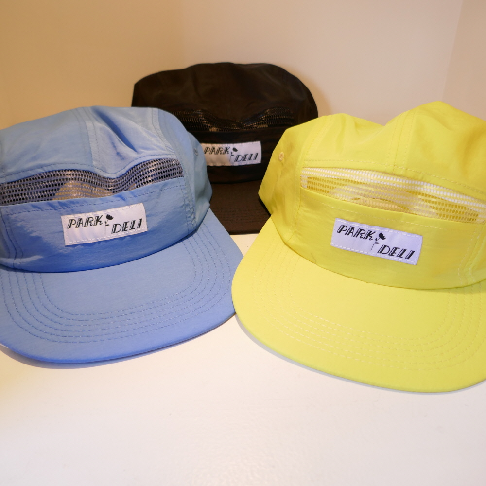 PARK DELI AERO MESH 5 PANEL LONG BILL 3COLOR
