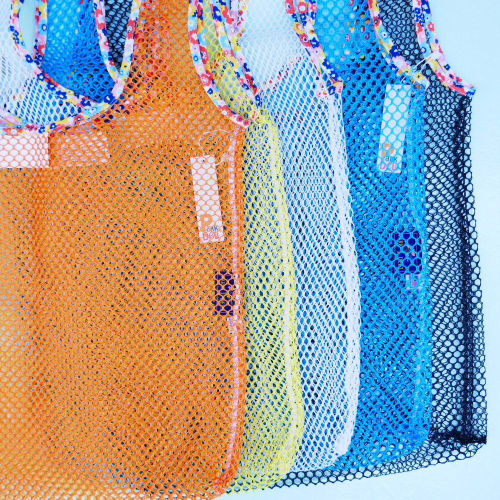 PARK DELI MESH SHOPPER 5COLOR