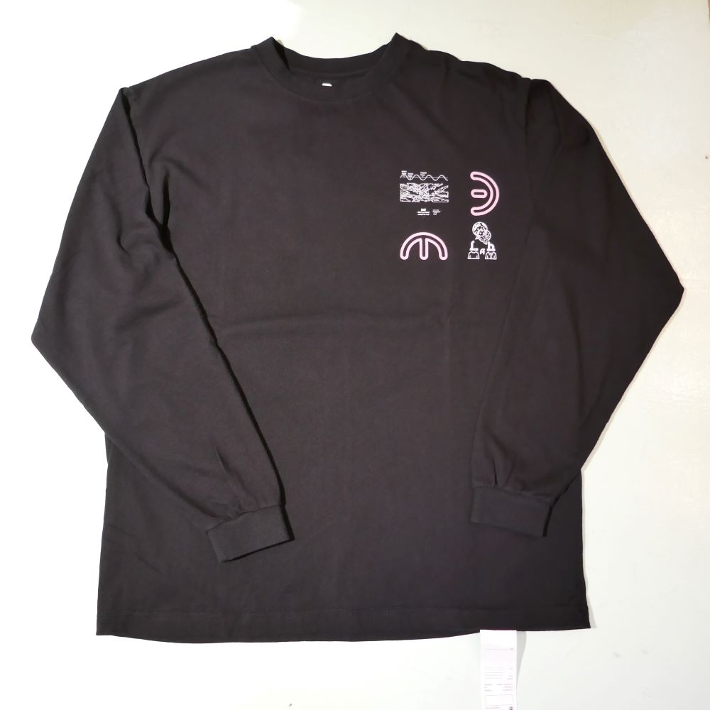 DeMarcoLab. DELECTRICITY L/S TEE 3COLOR