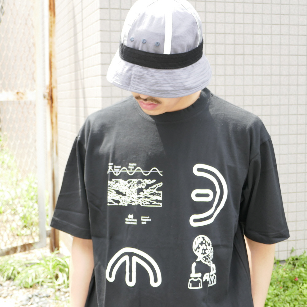 DeMarcoLab. DELECTRICITY TEE 3COLORS