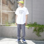 PARK DELI WINDOWS S/S TEE 2COLORS