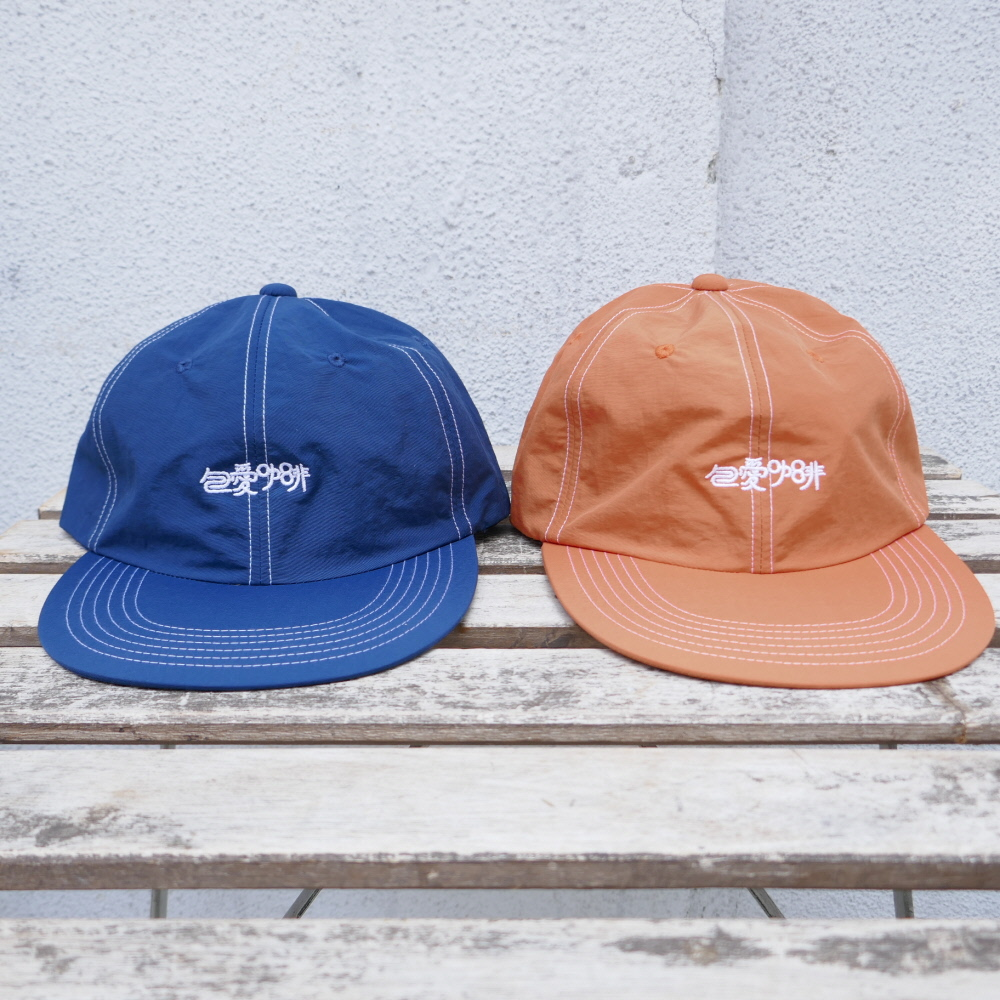 包愛咖啡 6PANEL CAP 2COLORS