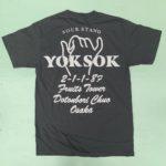 YOKSOK  S/S TEE