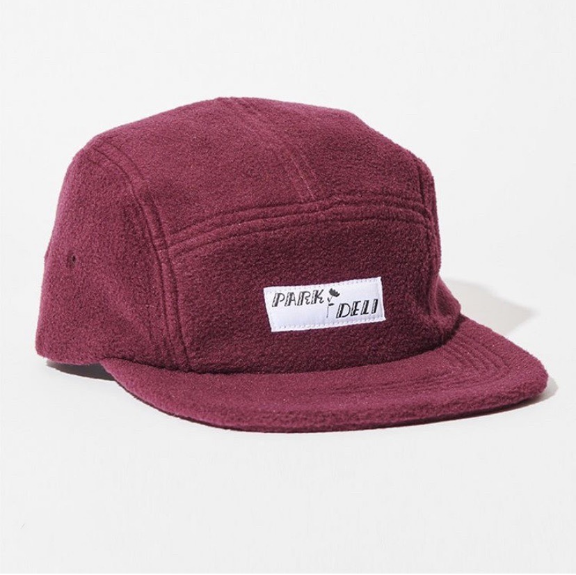 PARK DELI AERO 5 PANEL FLEECE CAP