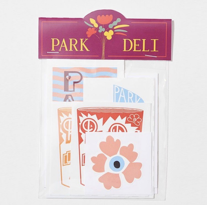 PARK DELI STICKER PACK SERIES 10