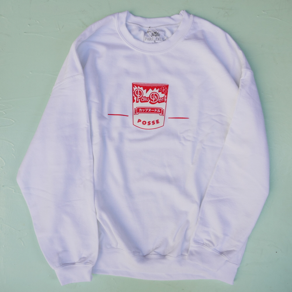 PARK DELI POSSE CREW NECK SWEAT